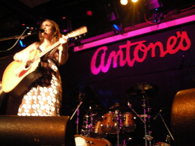 erin ivey live at antones